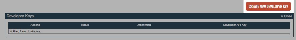 ClickBank - Edit Developer API key